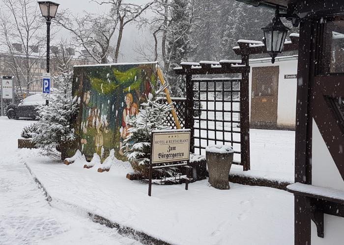 Jetzt schnell in`s Schnee-Vergnügen